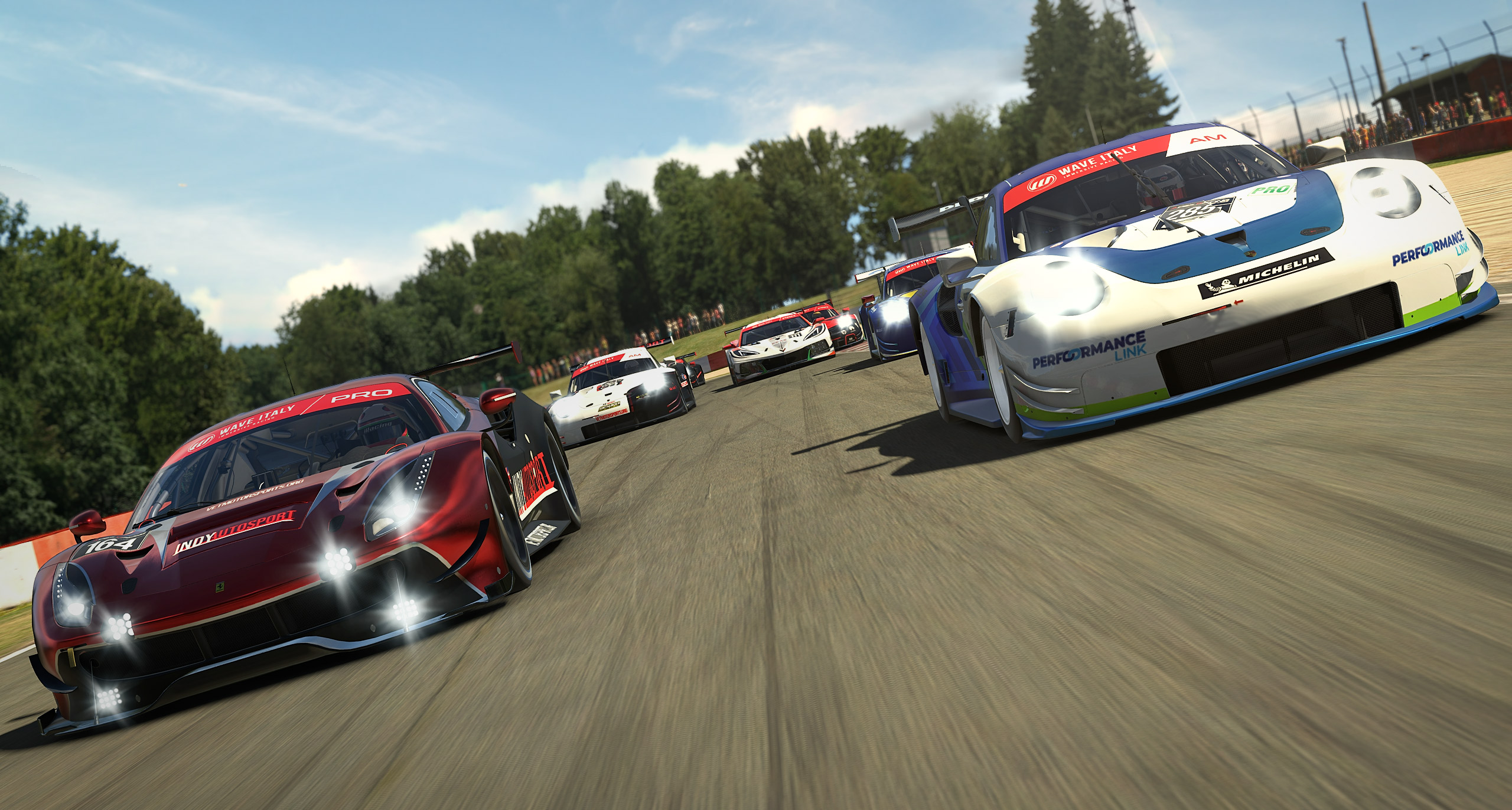 Announcement!! – Season 5 of the Wave Italy ARL GT Championship
