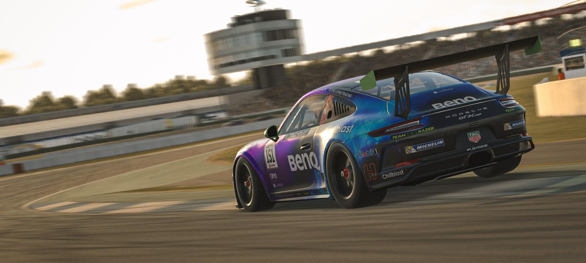 Apex Racing Academy Porsche Cup Championship Season 3 | Round 2 Hockenheim