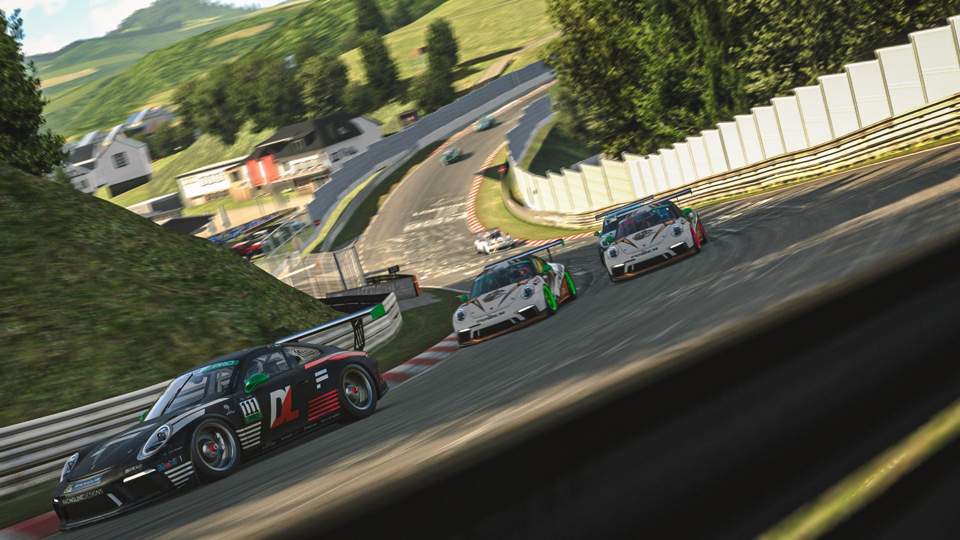 Apex Racing Academy Porsche Cup Championship Season 3 | Round 6 Nurburgring