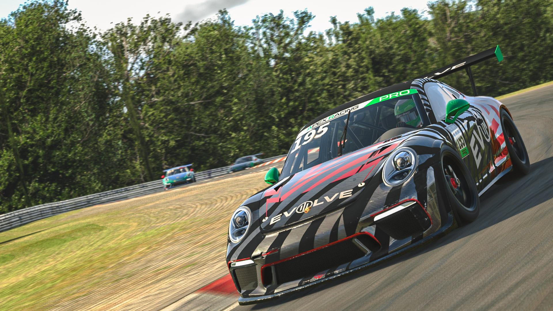 iRacing Apex Racing Academy