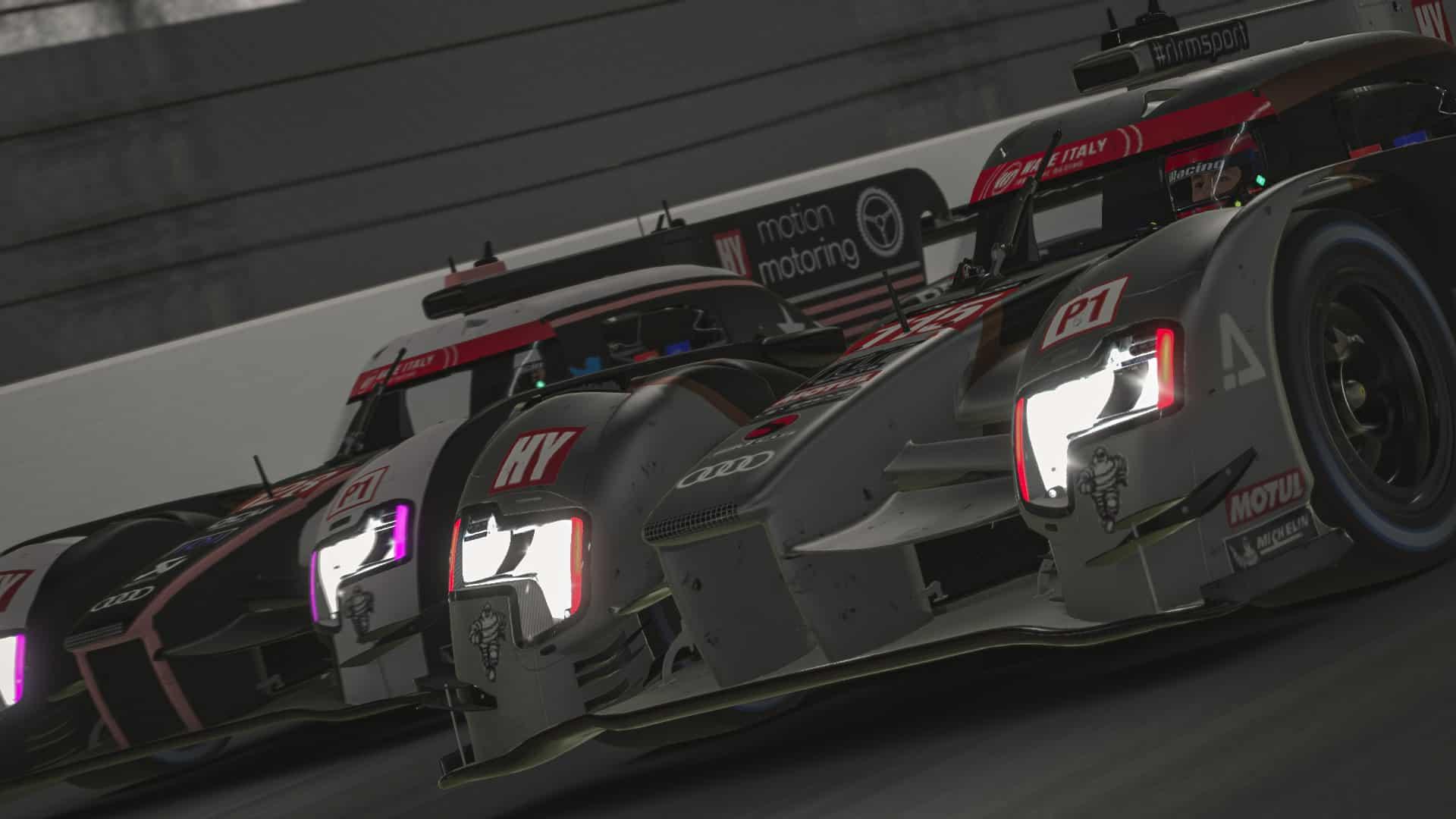 Wave Italy Apex Racing League Prototype Championship Season 2 | Round Nine- Daytona
