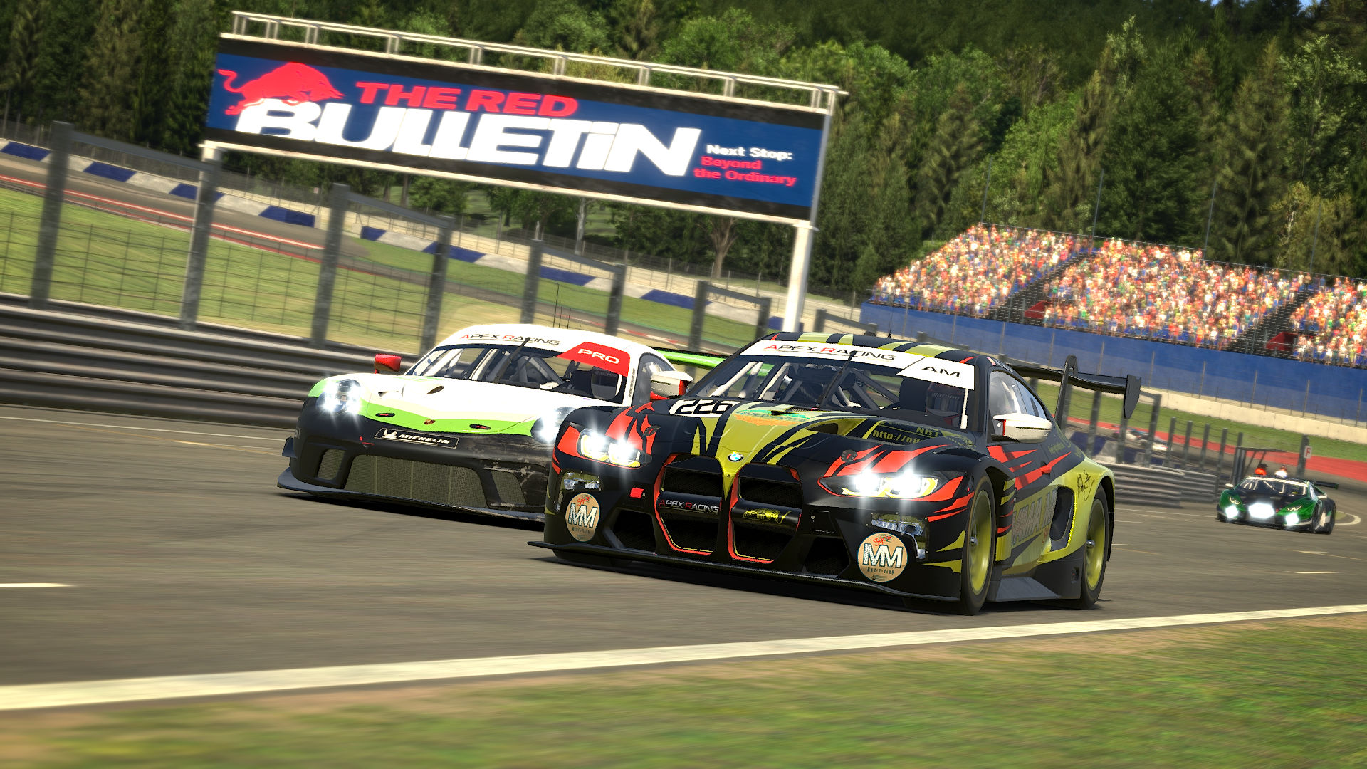 iracing Red Bull Ring