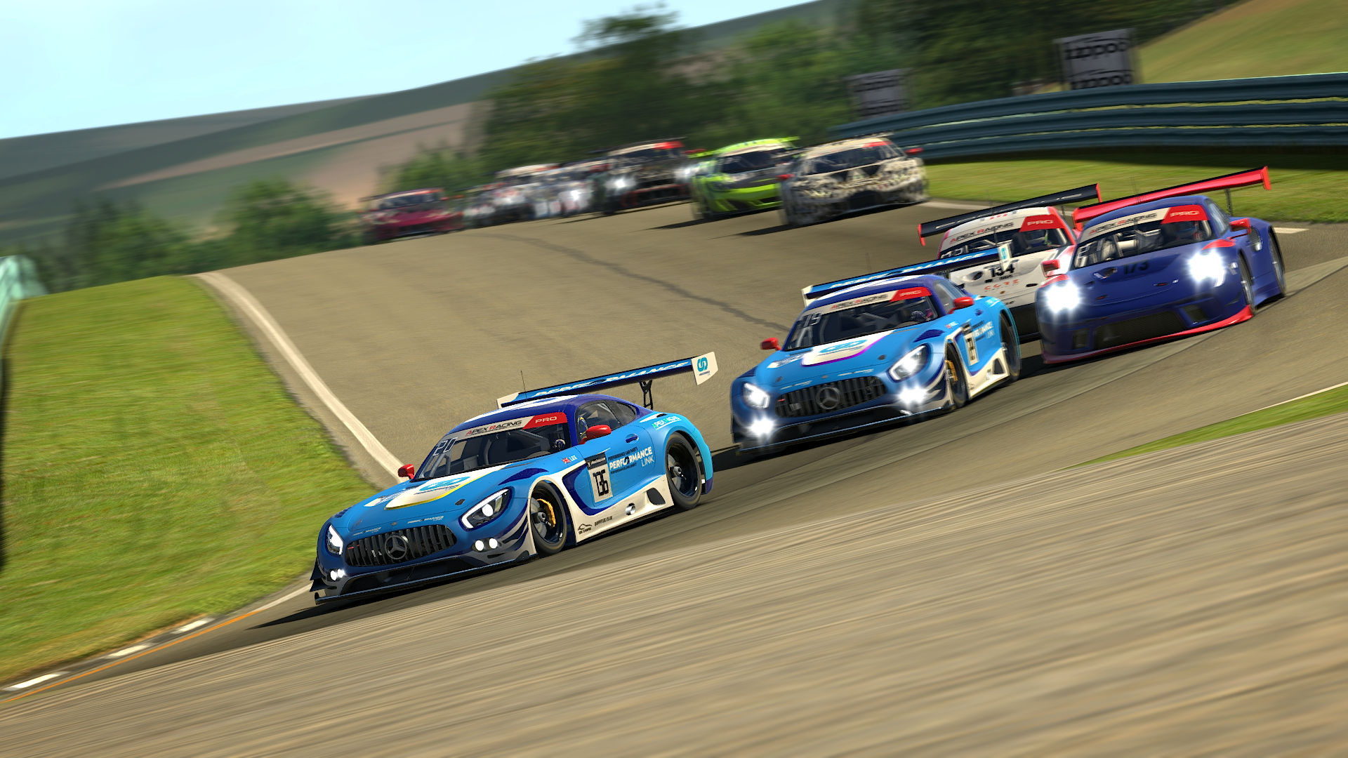 iRacing Apex Racing League