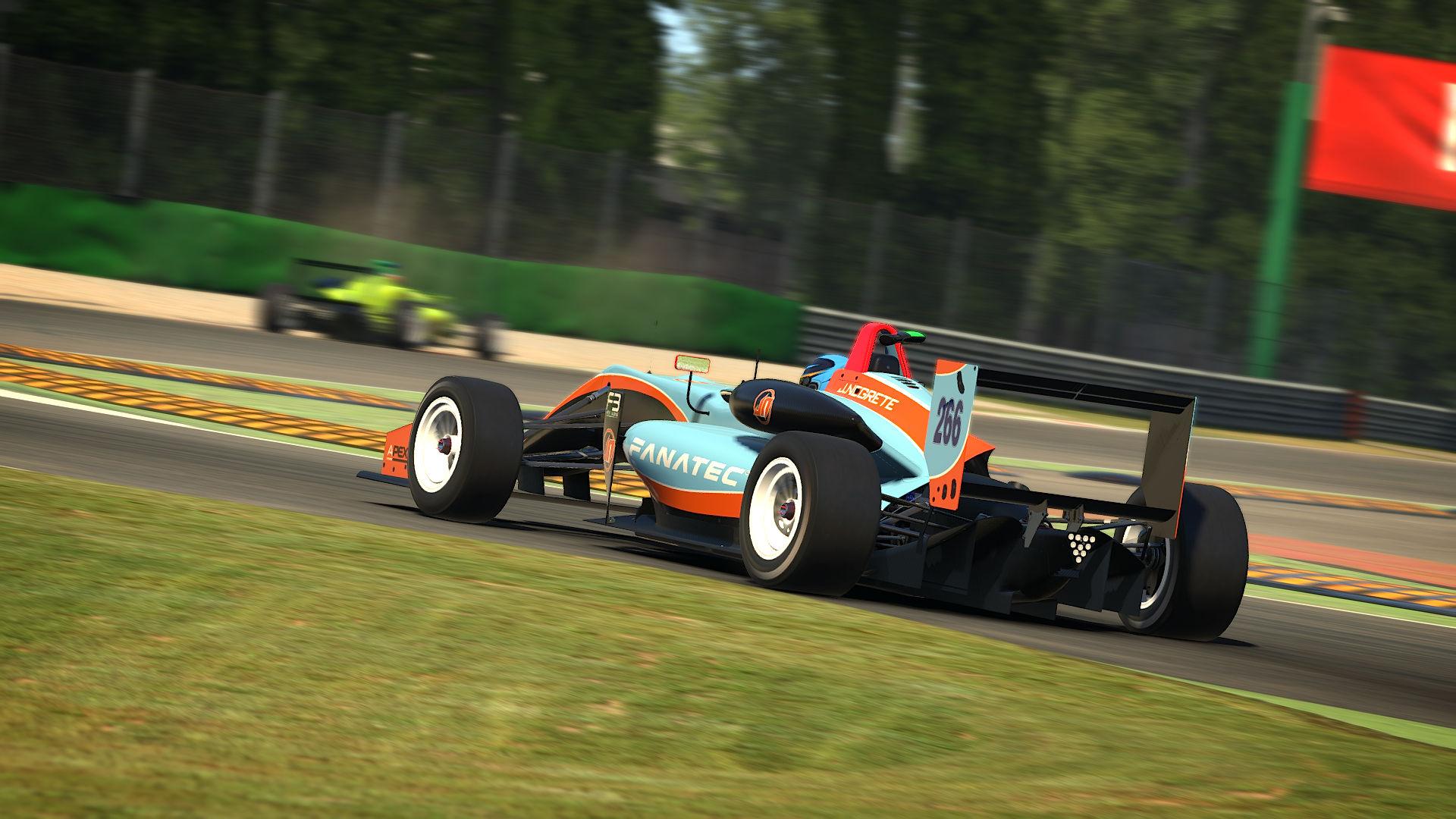 Apex Racing Academy iRacing