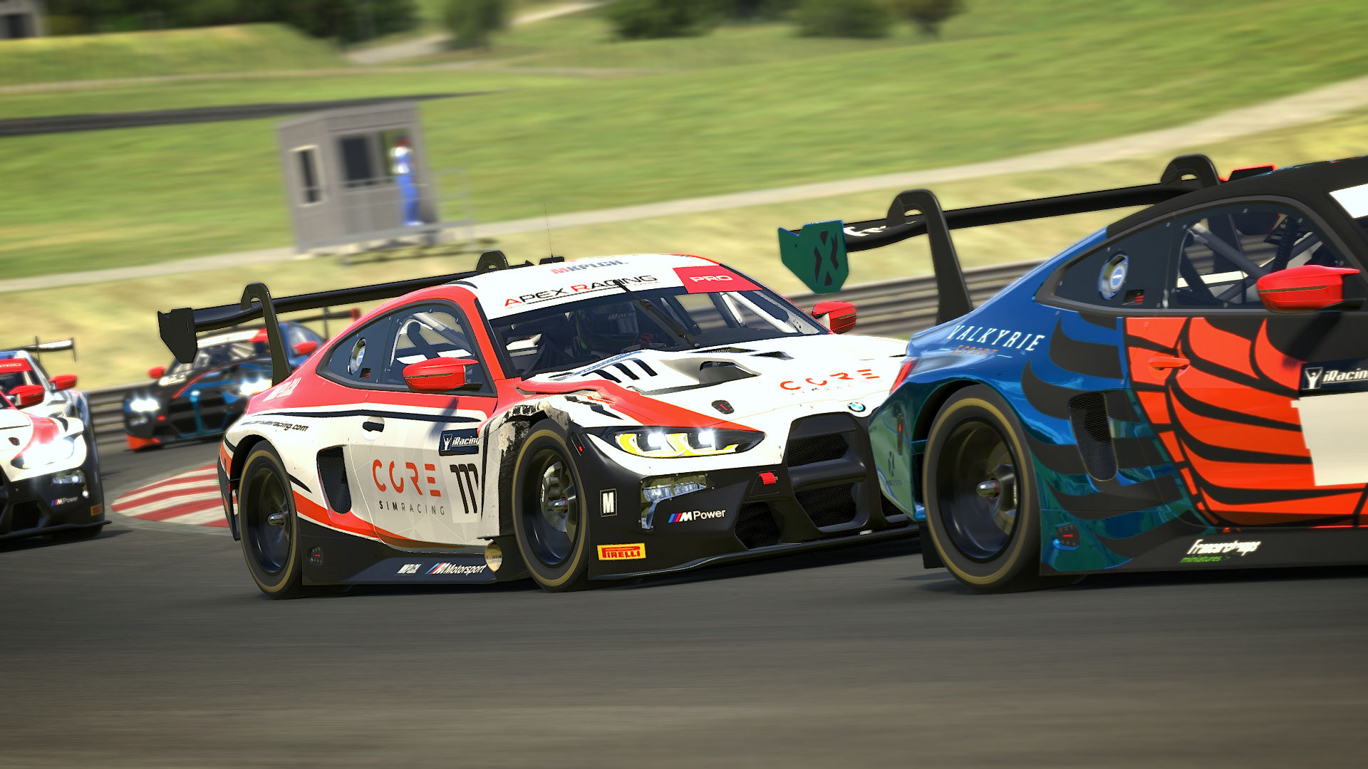 Apex Racing League GT Trophy | Round 5 – Red Bull Ring