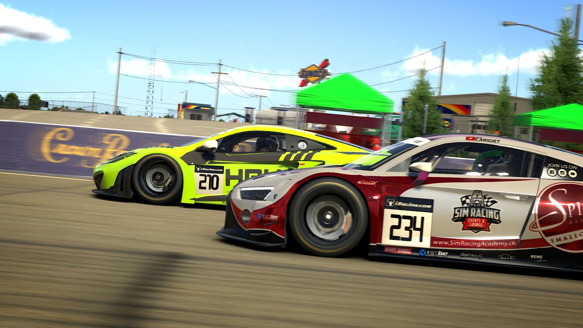 Apex Racing League