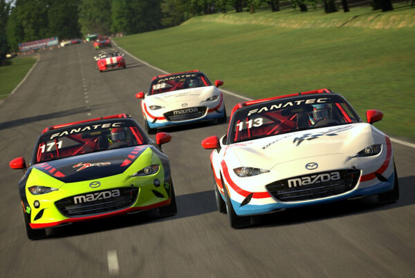 Mazda Cup Round 3