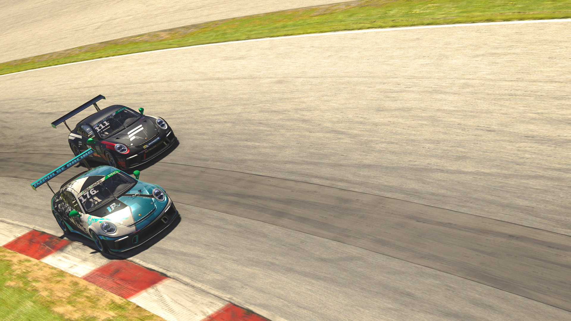 iRacing Porsche Cup