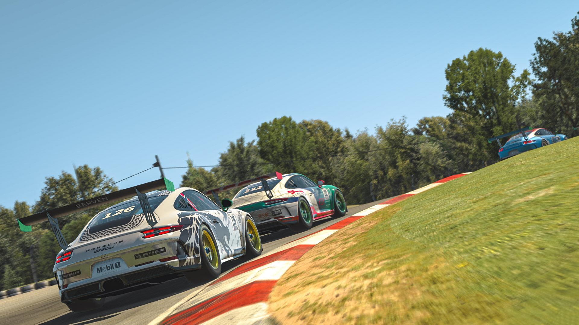 Apex Racing Academy iRacing Porsche Cup Championship Season 3 | Round 8 Canadian Tire Motorsport Park