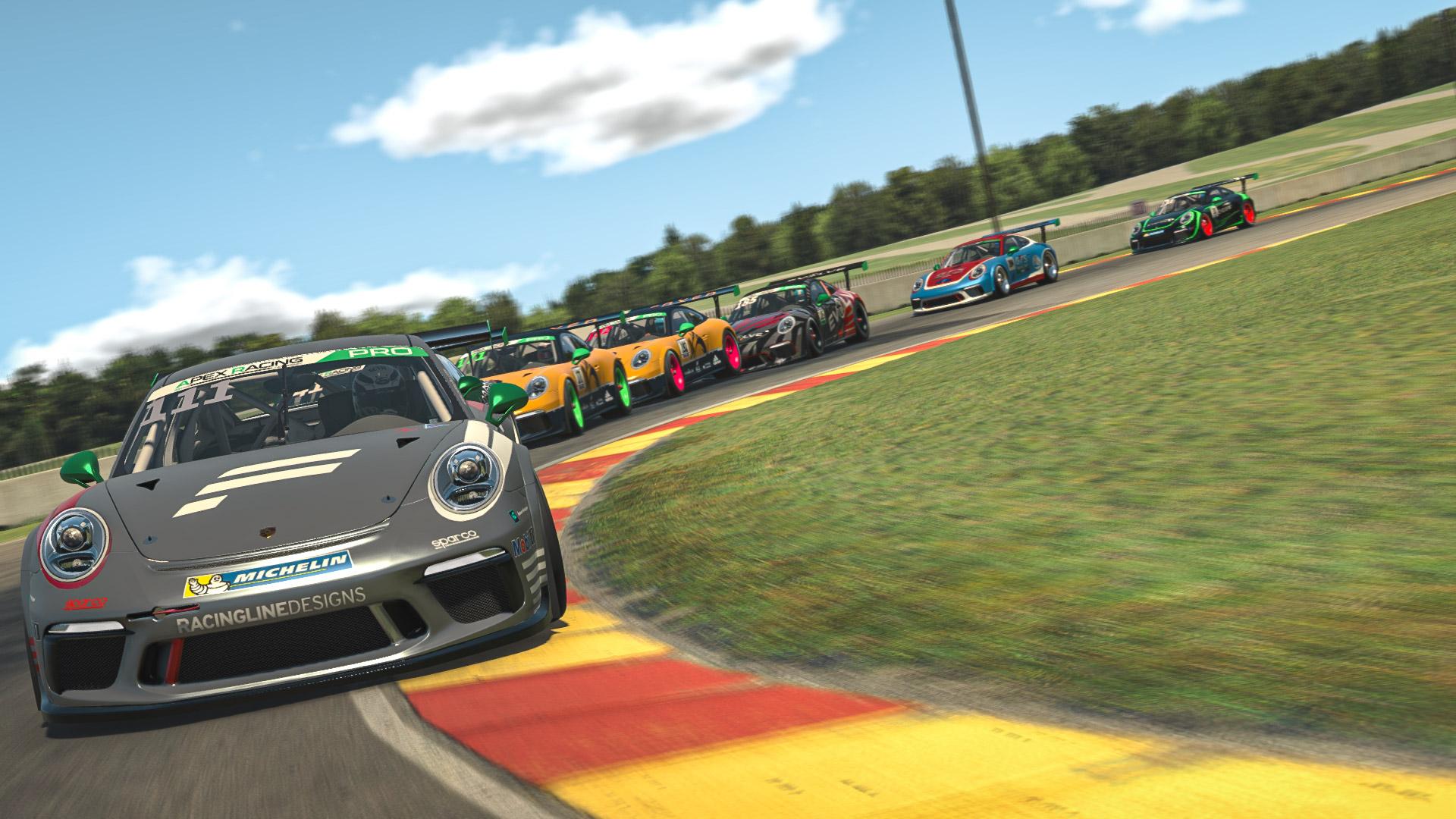 Apex Racing Academy Porsche Cup Championship Season 3 | Round 9 Road America Final Standings