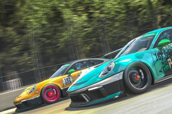 iRacing Porsche Cup Final