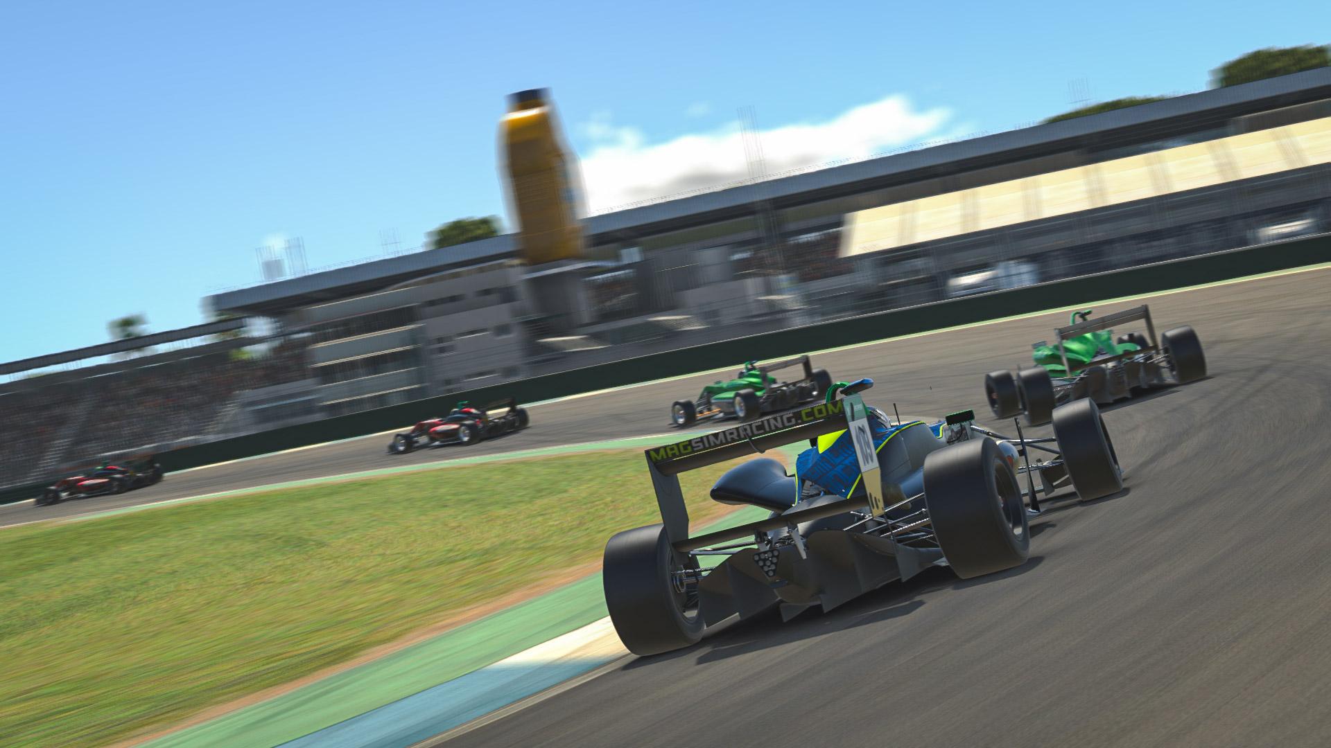 F3 VRS Super Series