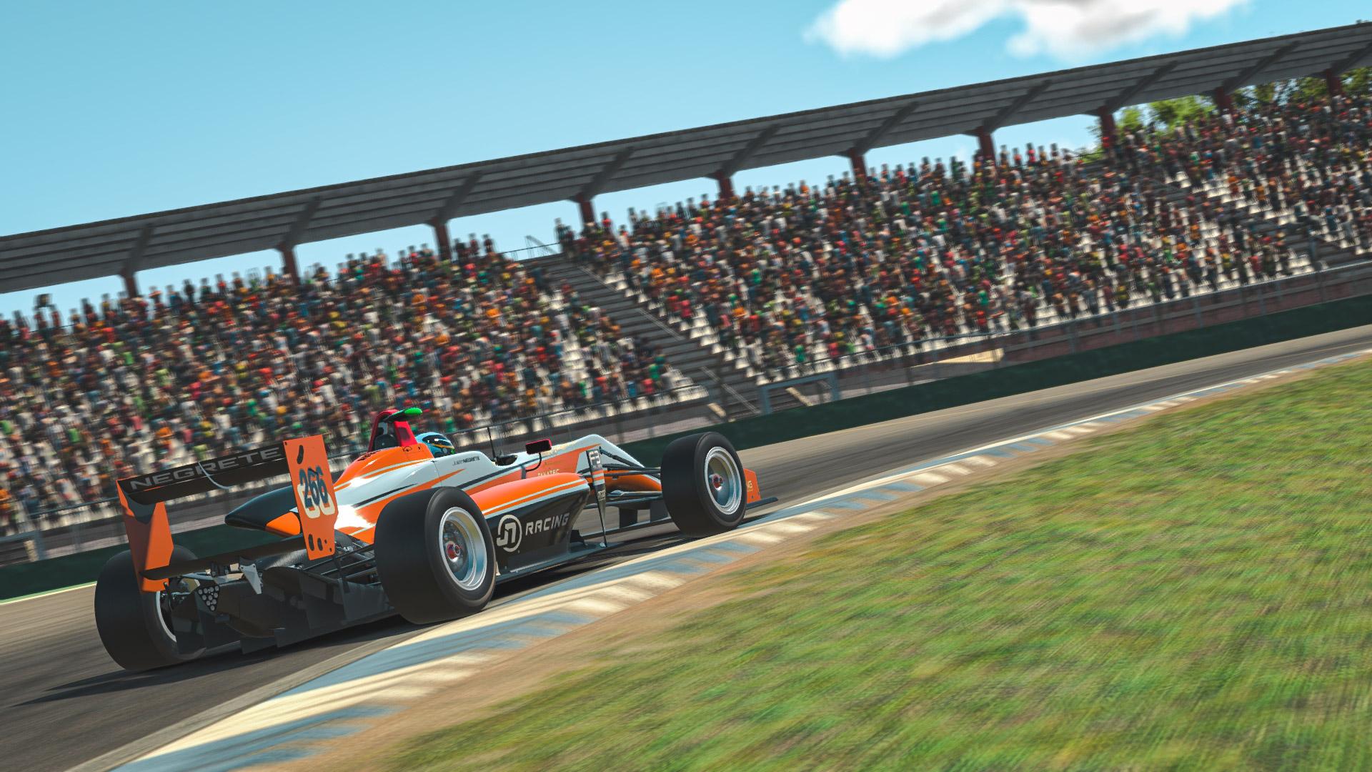 iRacing | Apex Racing Academy F3 VRS Super Series | Round 1 at Hockenheim