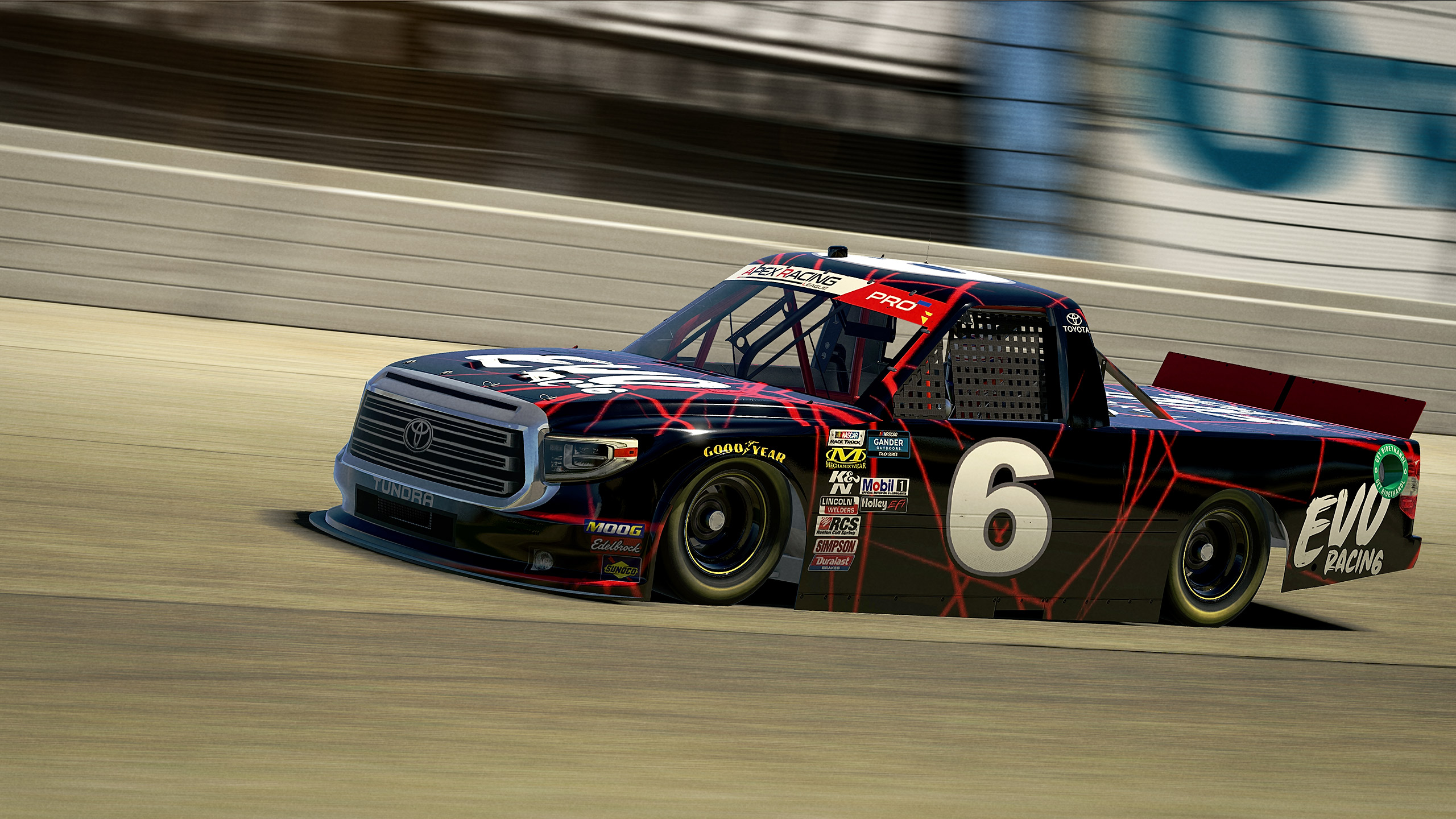 Announcement!!! – Apex Racing League NASCAR Truck Series