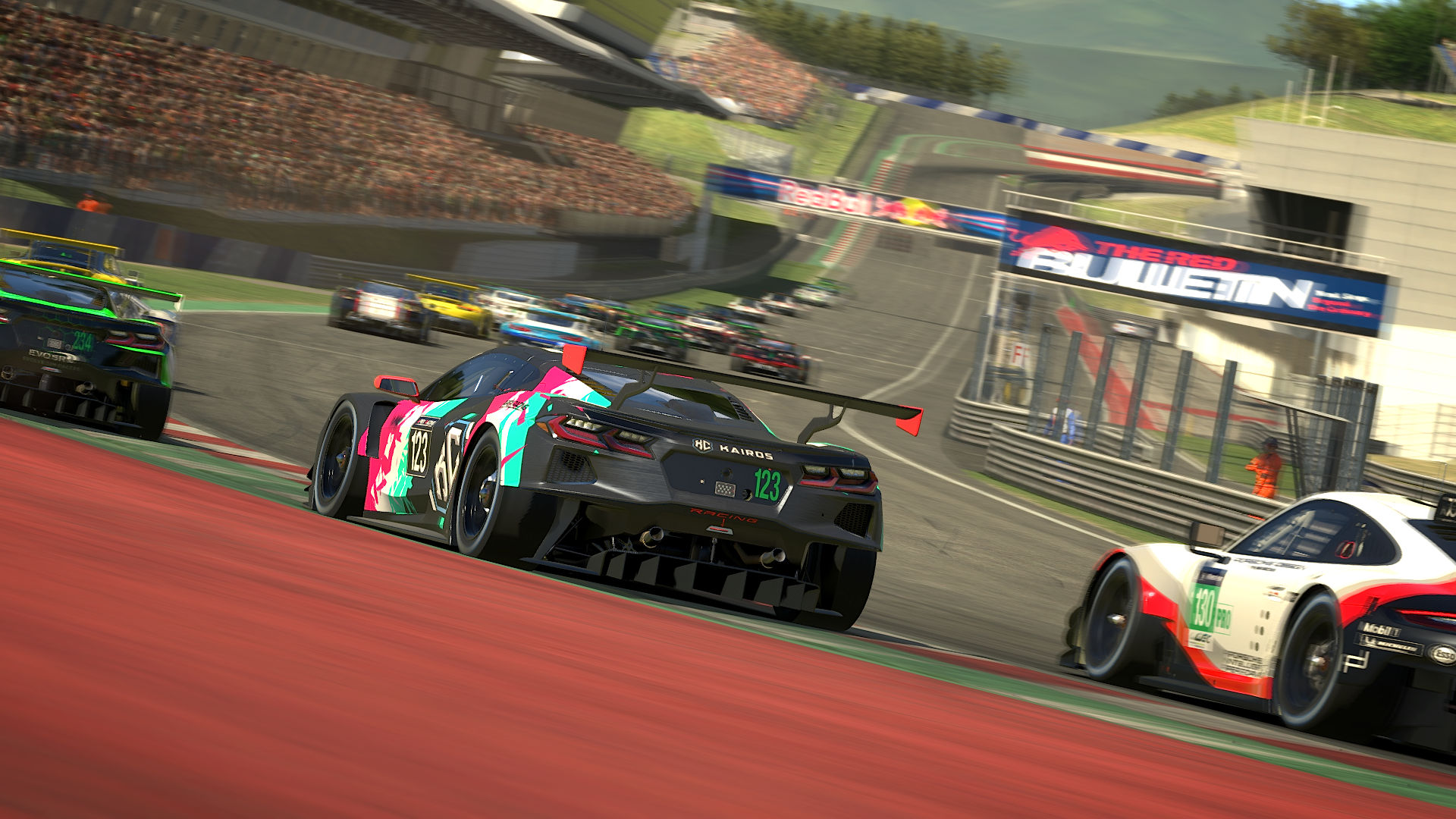 Wave Italy ARL GT Championship| Round 3 – Red Bull Ring