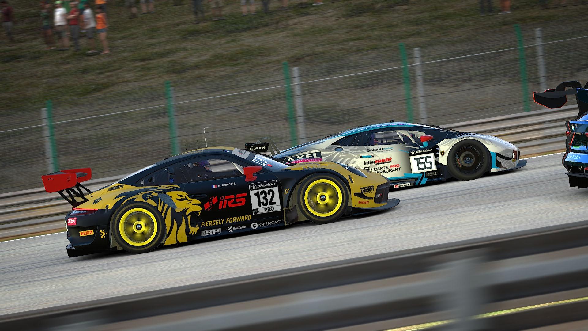 Announcement – Apex Racing League GT3 Pro Trophy Season 1!