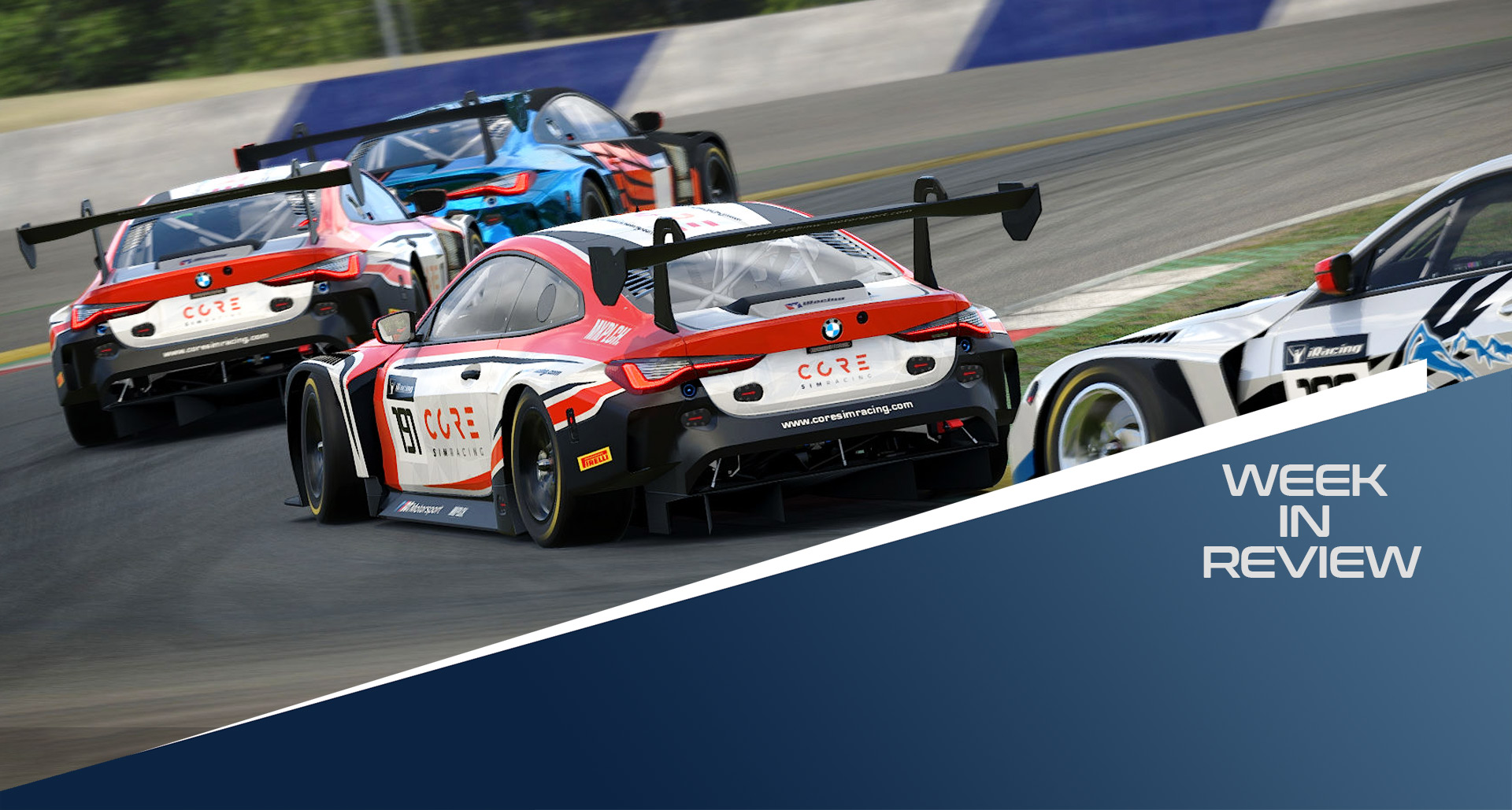 Apex Racing League Weekly Round Up – w/c 21st June 2021