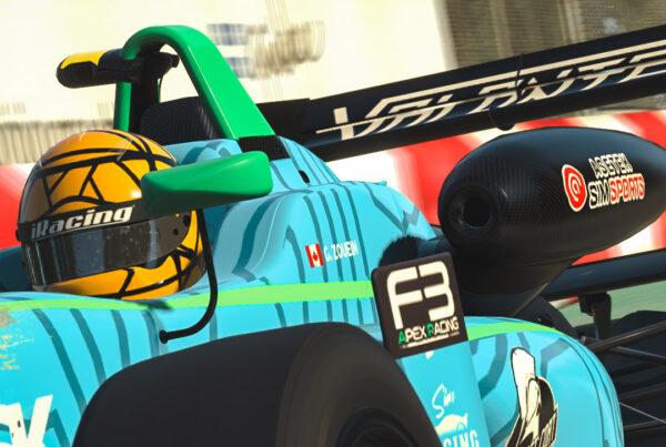 iRacing F3 Montreal