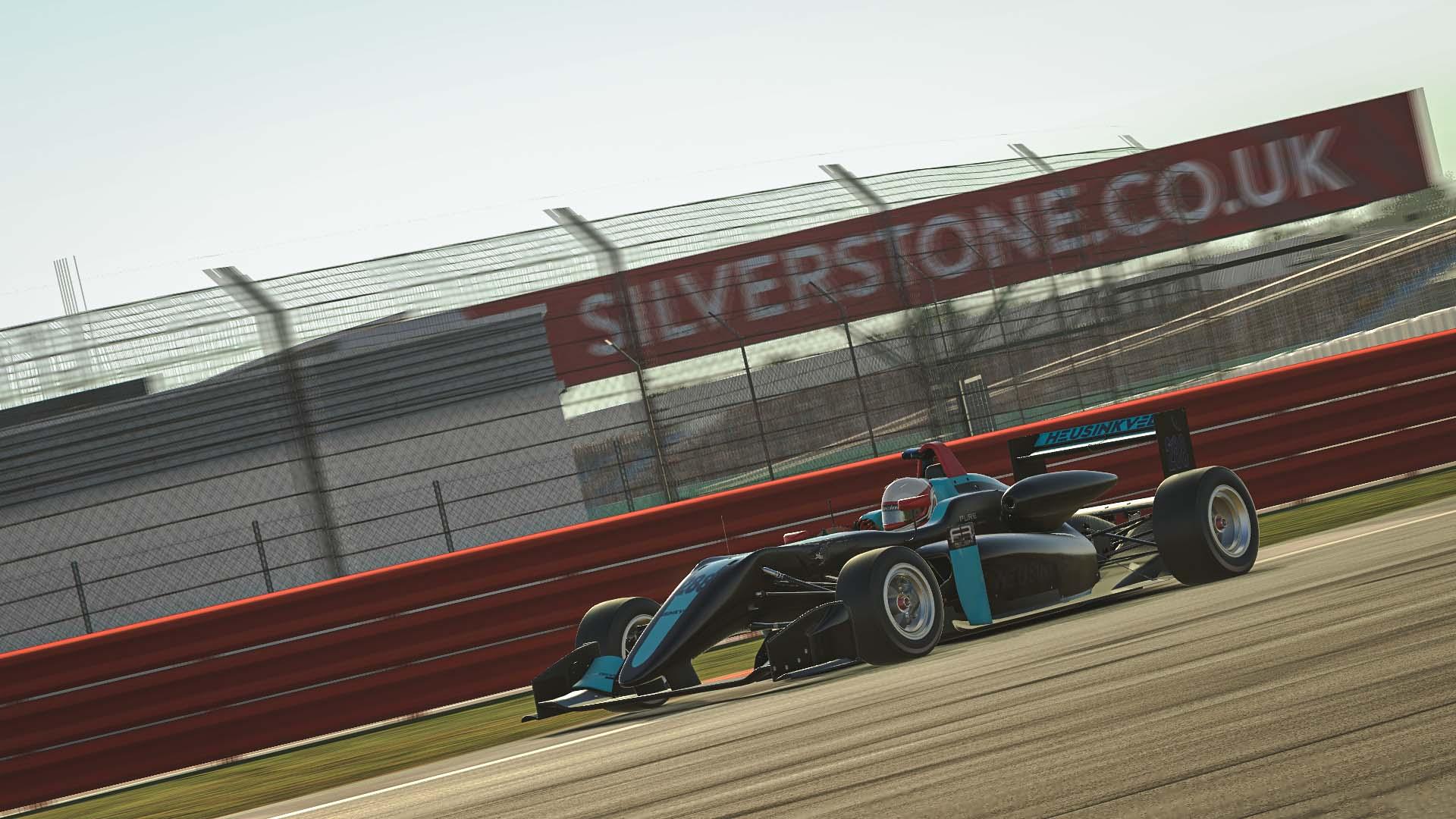 iRacing F3 Silverstone