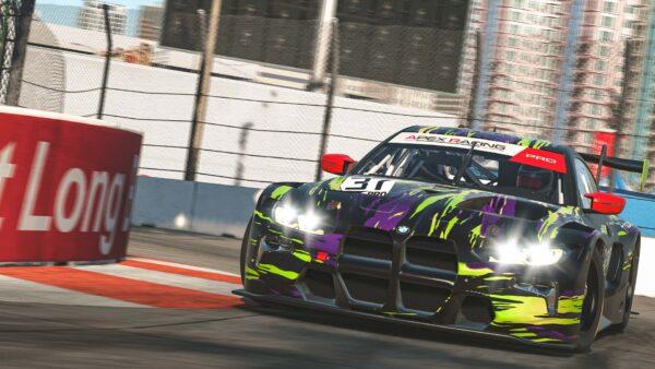 iRacing GT3 Long Beach