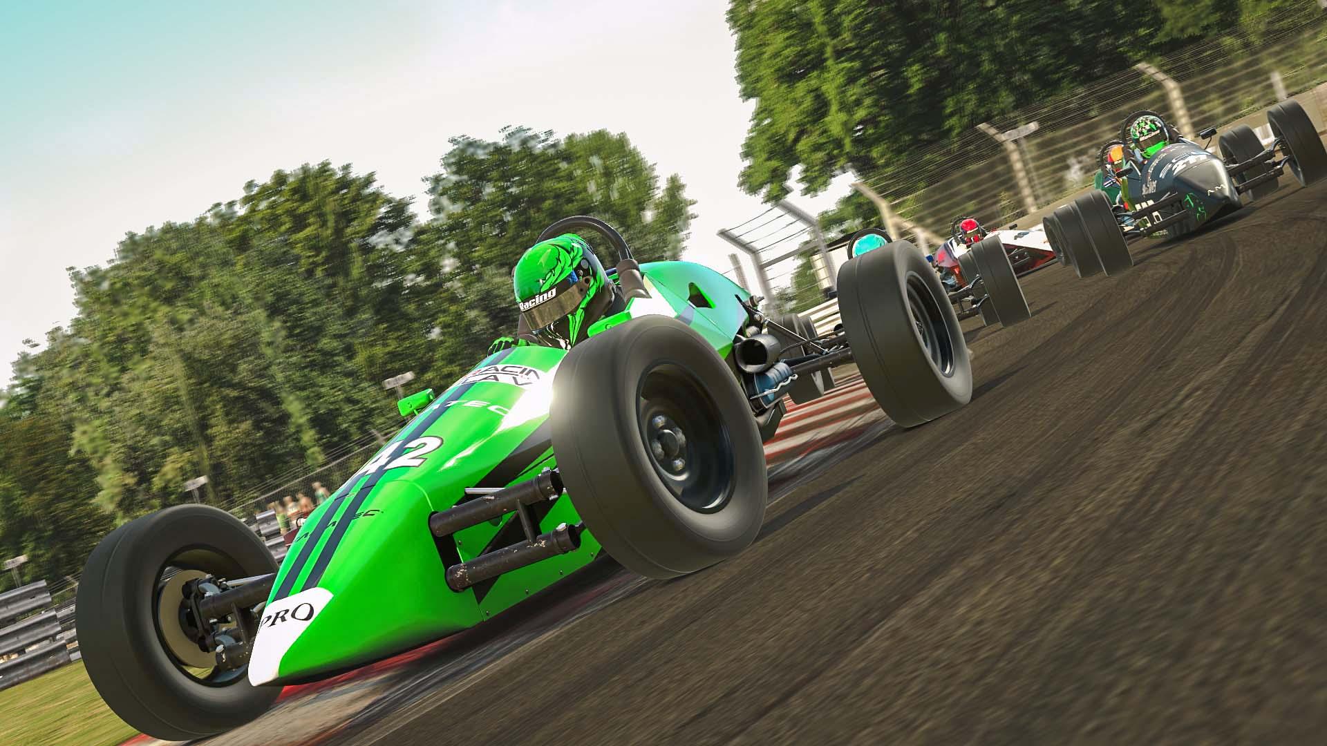 ARL Formula Vee Series   Round 5 at Brands Hatch