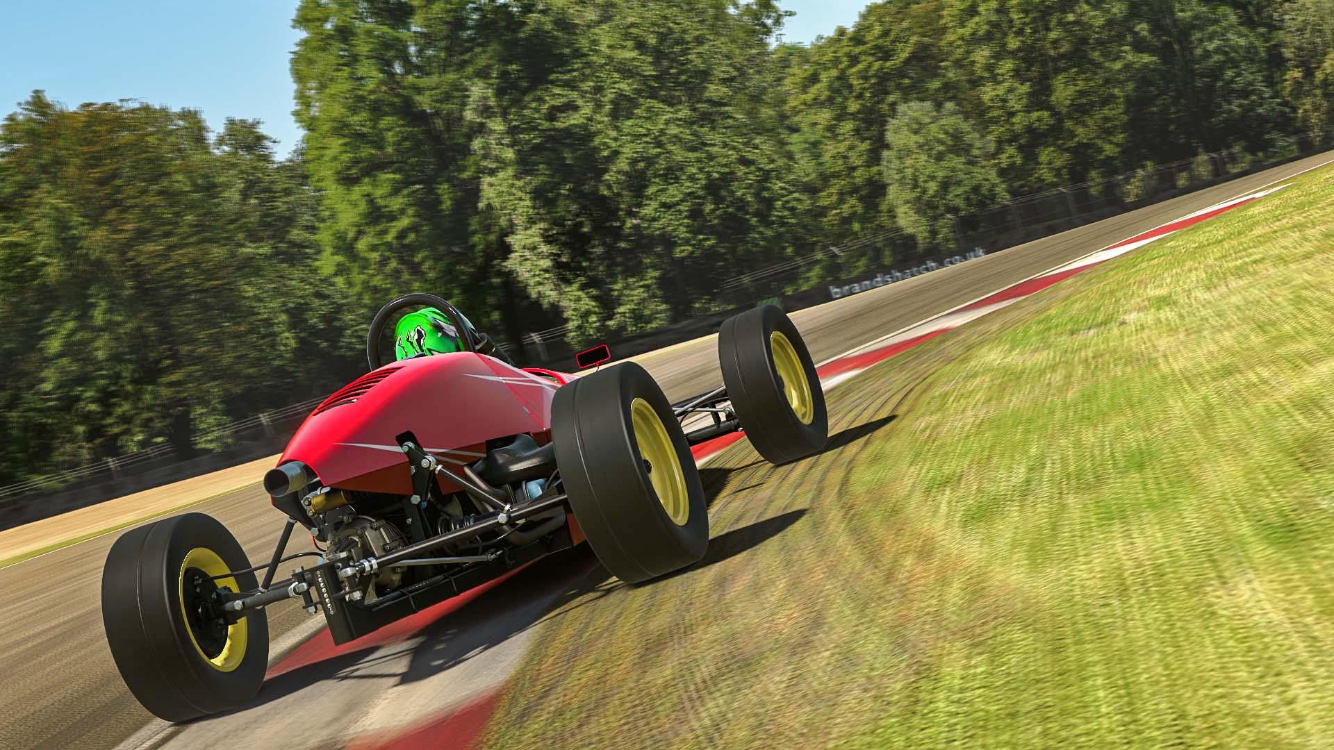 Formula Vee Brands Hatch