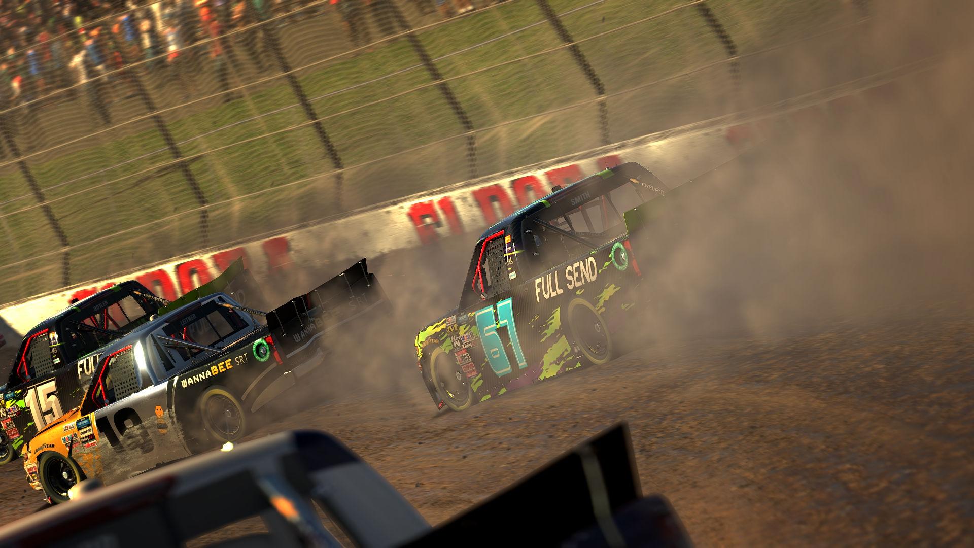 iRacing | Apex Racing League NASCAR Truck Series | Round 6 at Eldora
