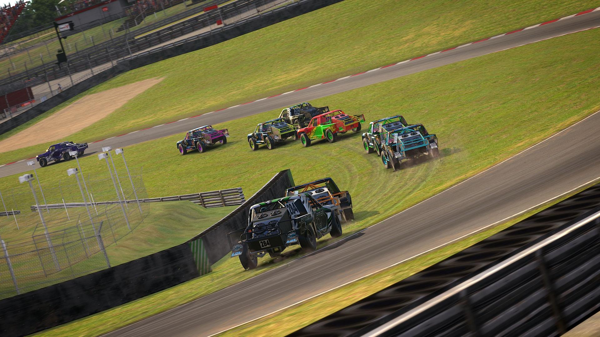 ARL Super Trucks Championship   Round 4 at Brands Hatch
