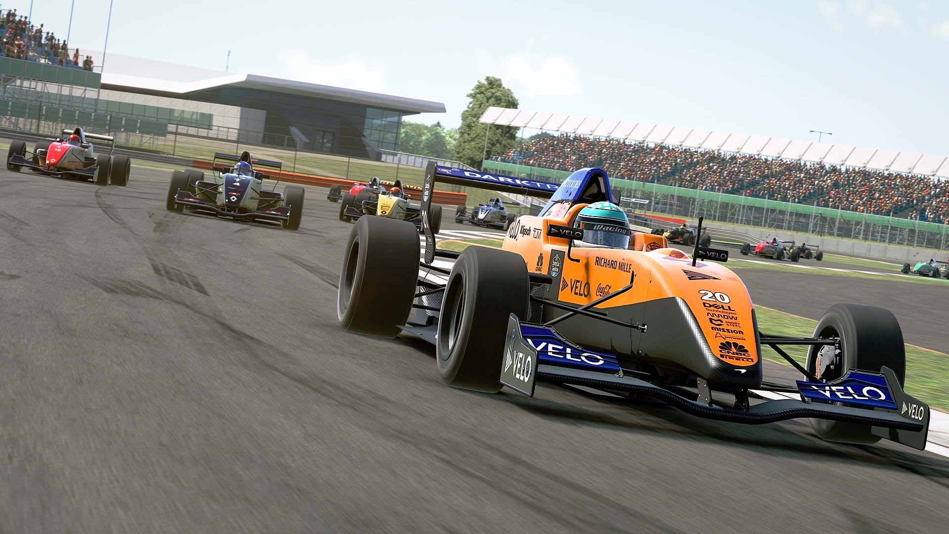 Announcement – ARA Formula Renault 2.0 Championship Season 1