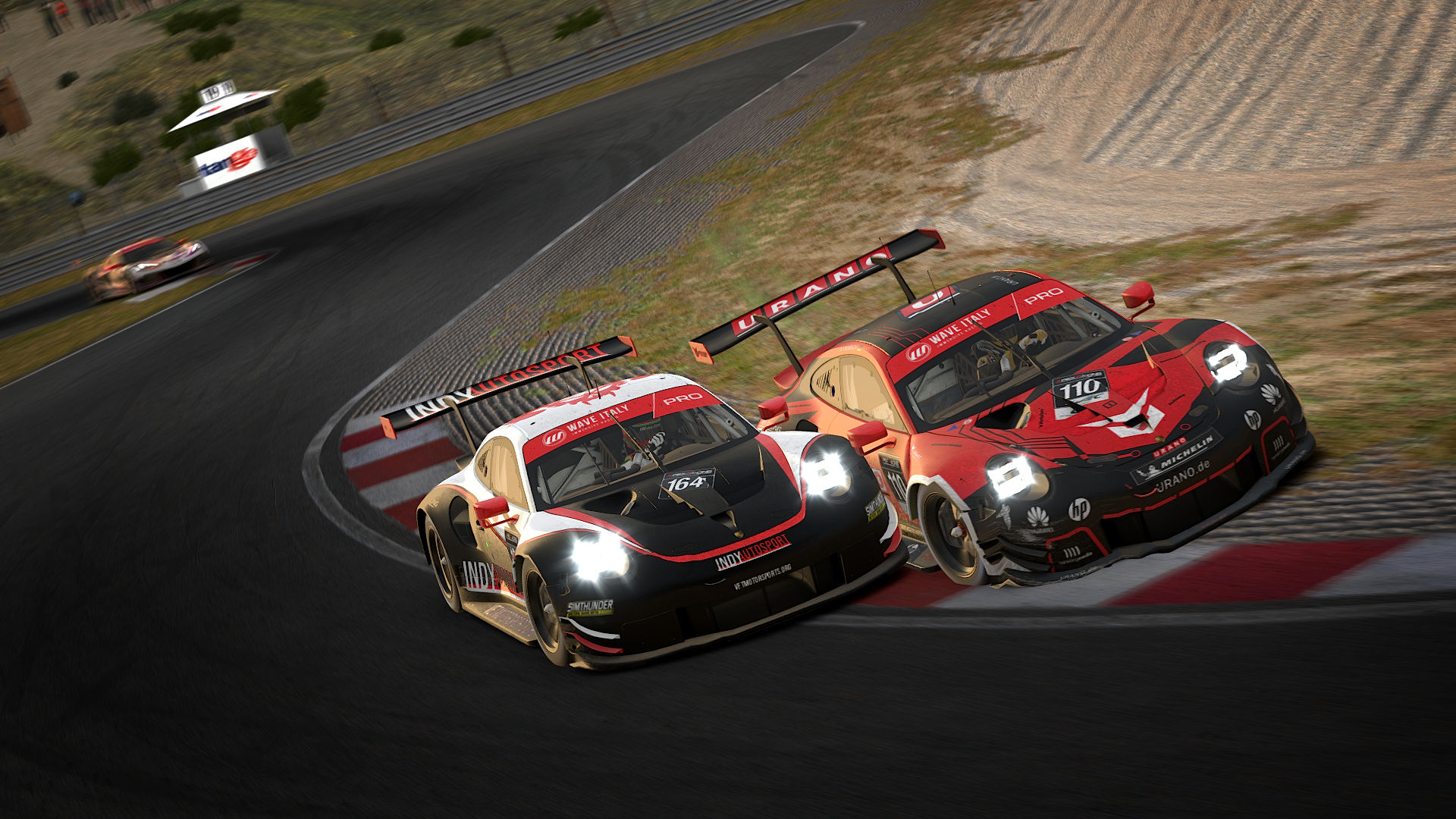 iRacing | Wave Italy ARL GT Championship | Round 10 at Zandvoort
