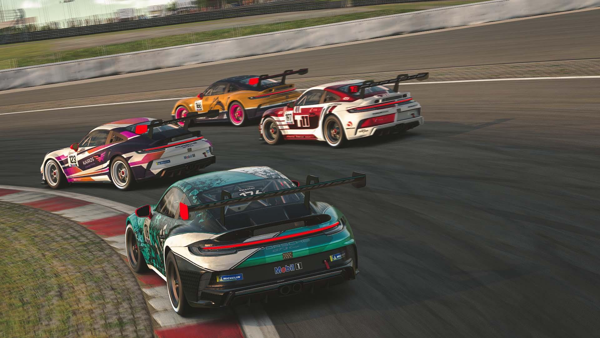 iRacing | ARA Porsche Cup Championship | Round 3 at Nurburgring GP