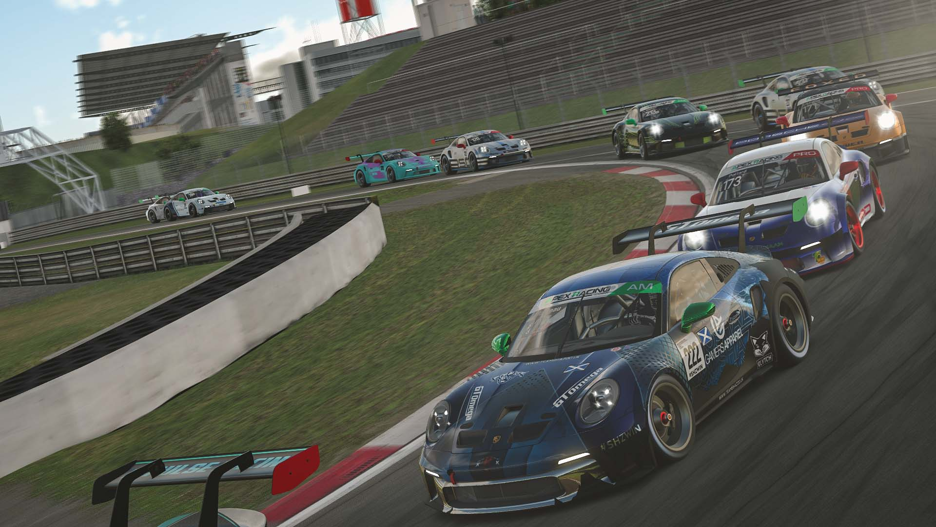 iRacing Porsche Cup Championship
