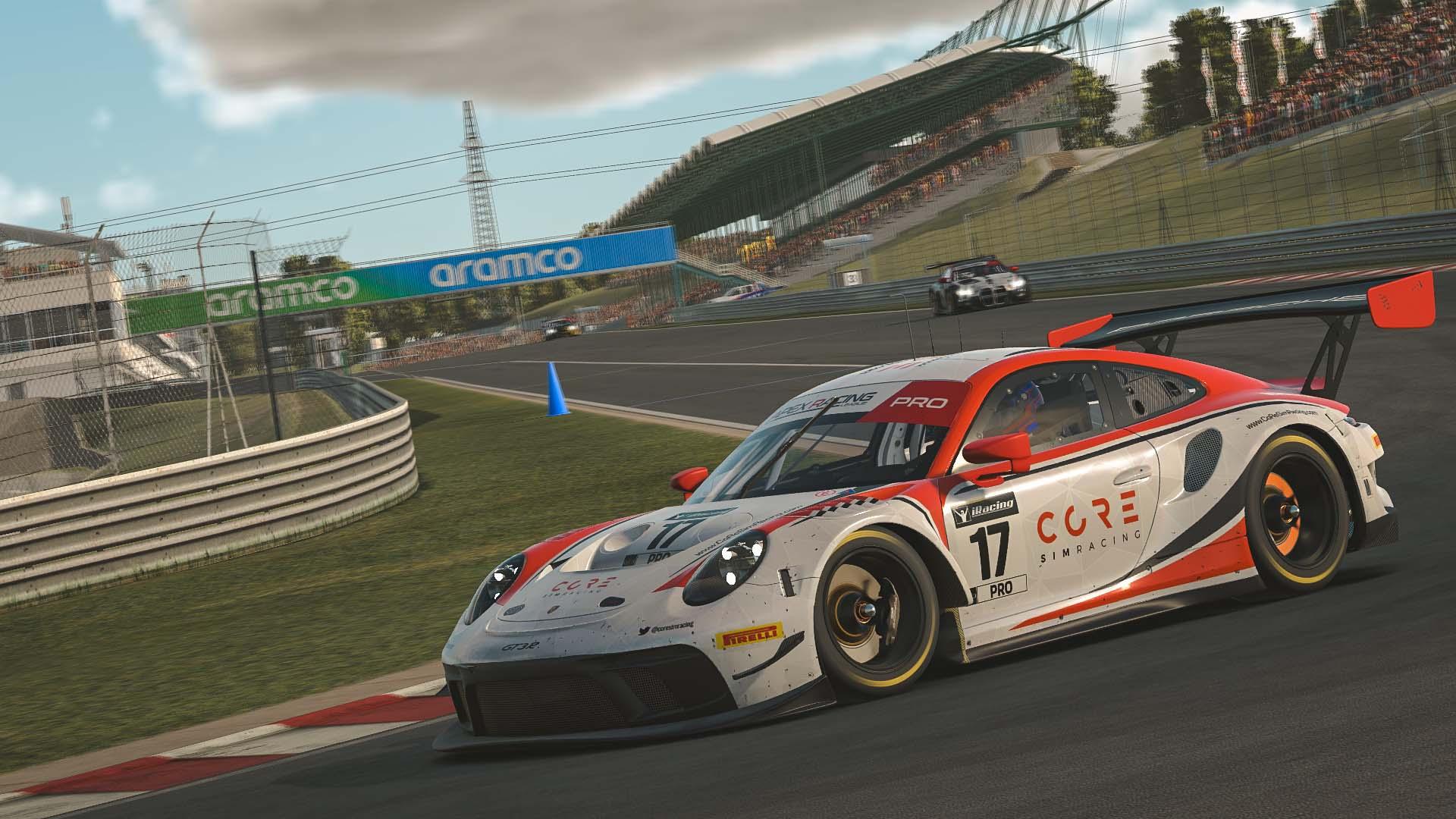 iRacing   Apex Racing League GT3 Pro Trophy   Round 7 at Hungaroring