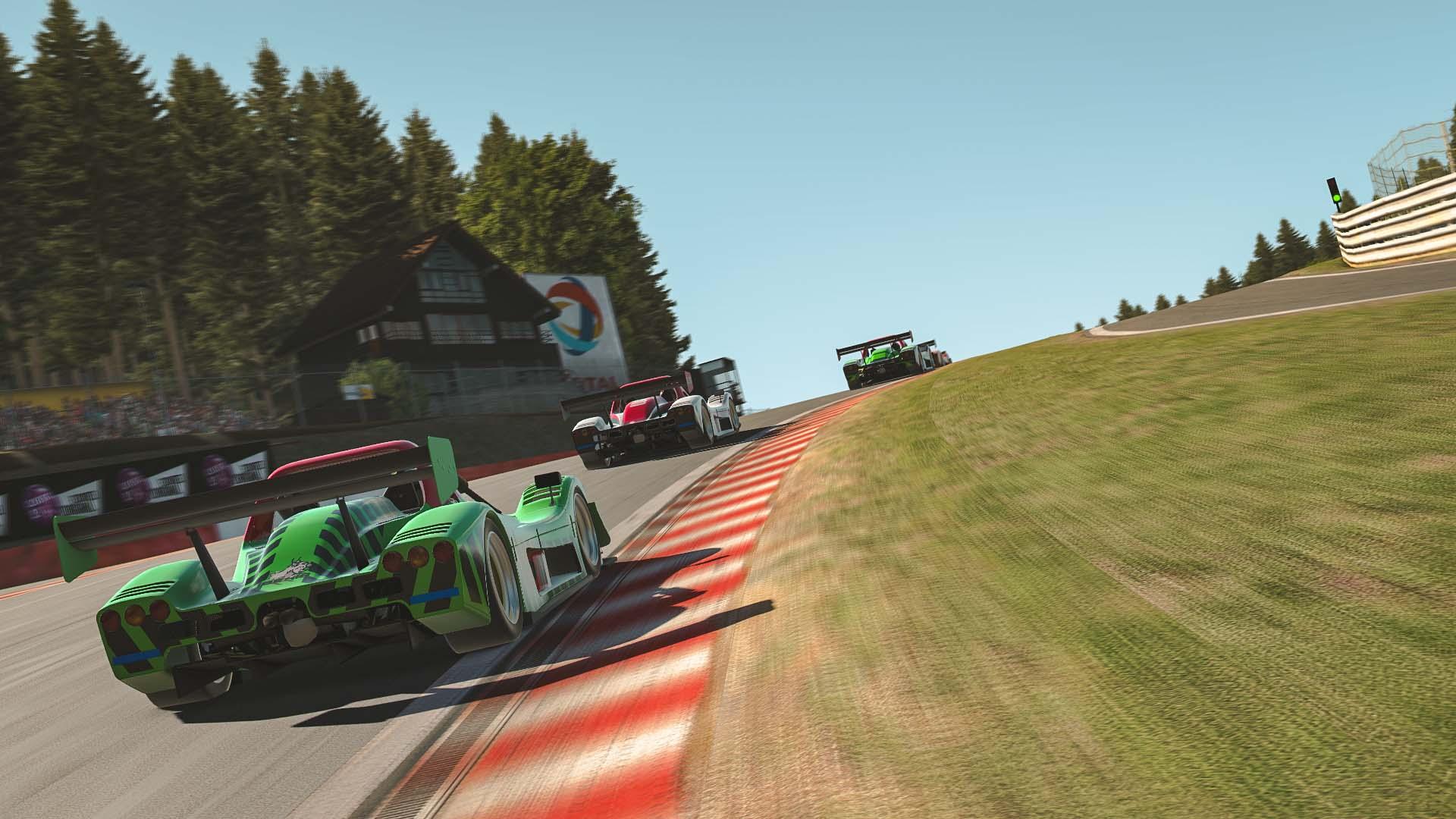 iRacing | ARL Radical Championship | Round 4 at Spa Francorchamps