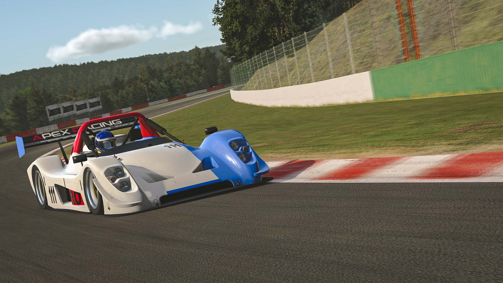 Radical Championship Spa Francorchamps