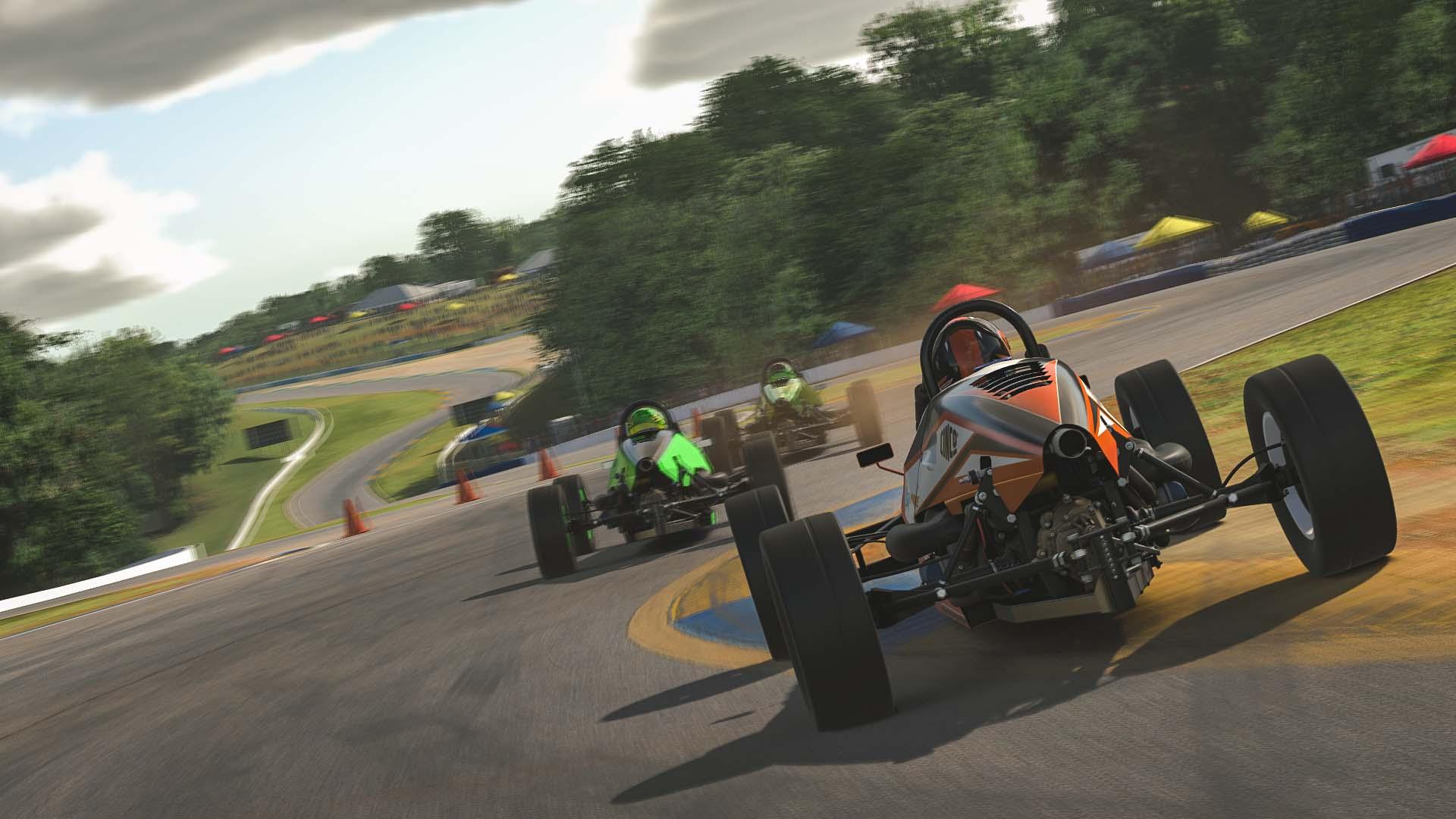 Apex Racing League Formula Vee Series   Finale at Road Atlanta