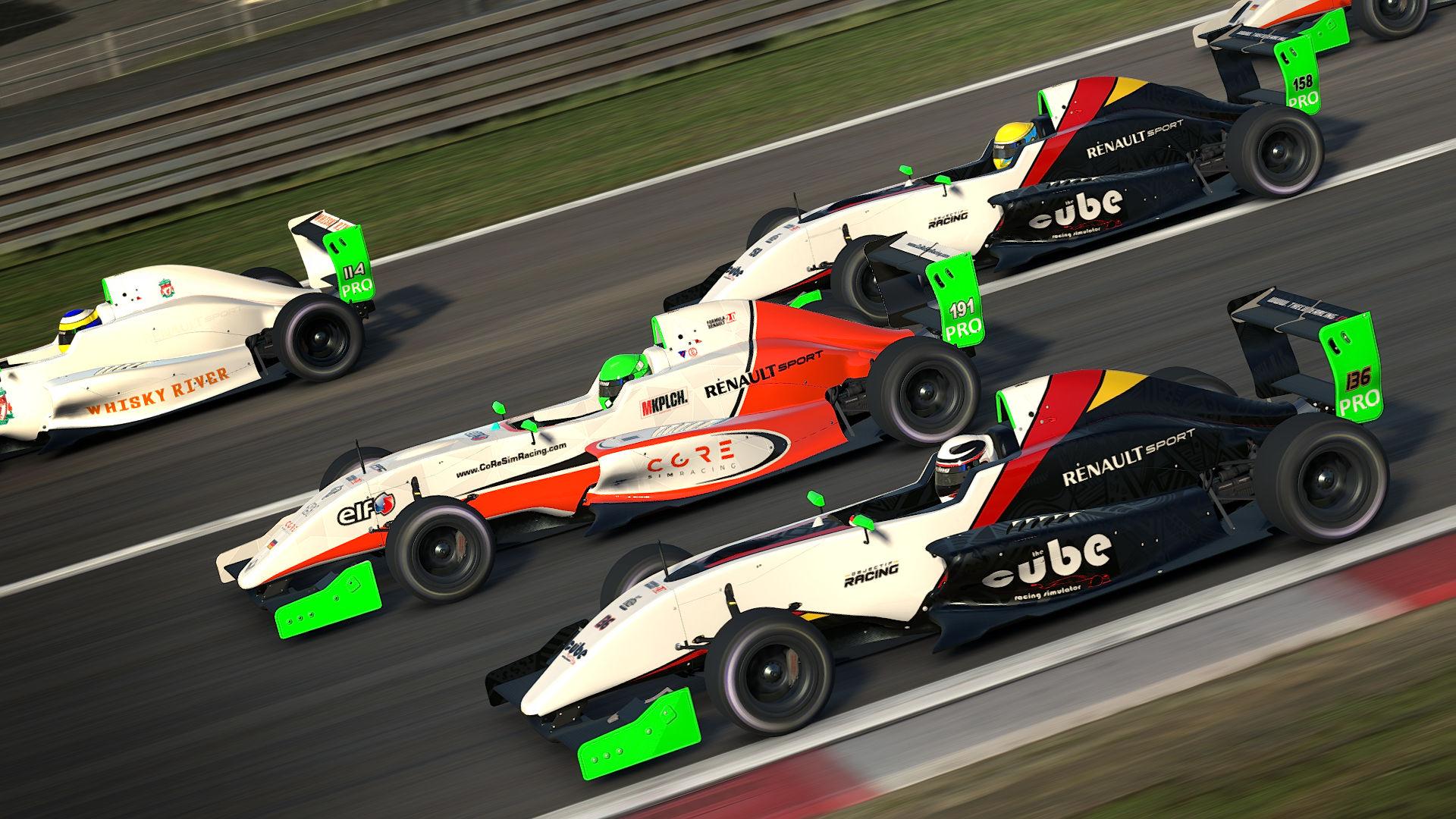 iRacing Formula Renault