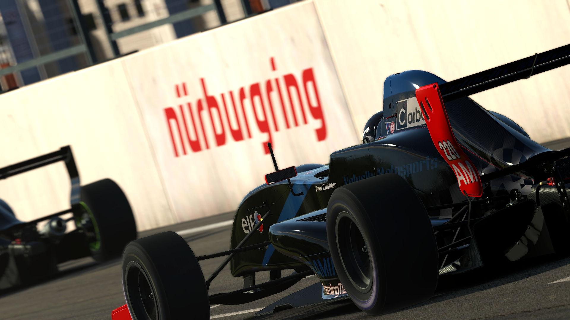 iRacing   ARA Formula Renault 2.0 Championship   Round 2 at Nurburgring